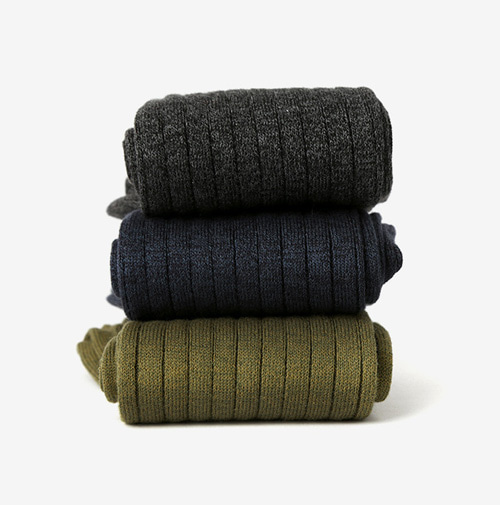 [품절] Cotton Heather Rib (5colors)